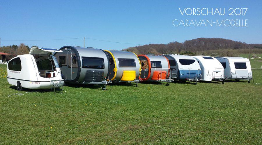 Vorschau Caravan Tests 2017