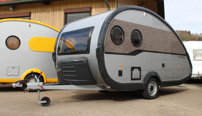 mini wohnwagen und kleine wohnwagen. Black Bedroom Furniture Sets. Home Design Ideas