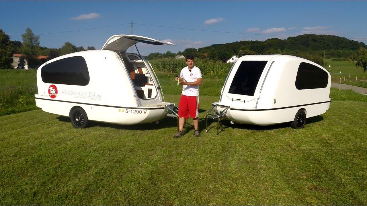 Schwimm-Caravan Sealander – Vorstellung und Basics – Teil 1