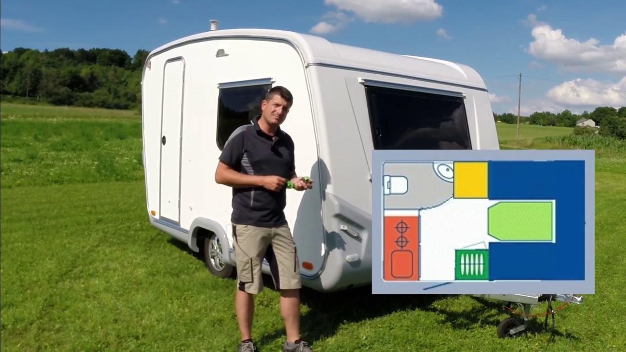 Wohnwagen Niewiadow FREEDOM: Vorstellung und Langzeittest
