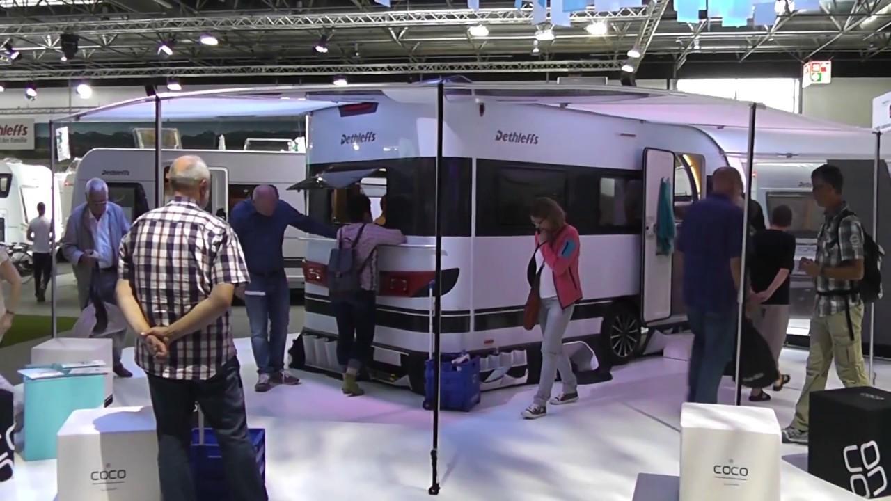 Unsere 3 Highlights vom Caravan Salon Düsseldorf 2017