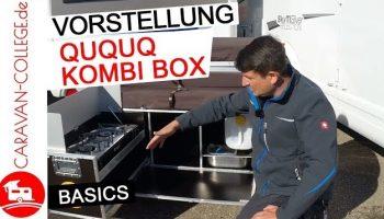 Die QUQUQ Campingbox